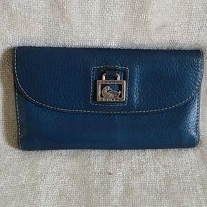Authentic Dooney & Bourke wallet